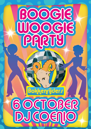 Boogie Woogie Party poster
